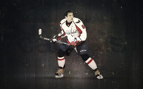 Hockey Nhl Alexander Ovechkin Washington Capitals D