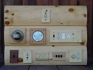 Installation Instructions For Getting Your Log Wall Plates