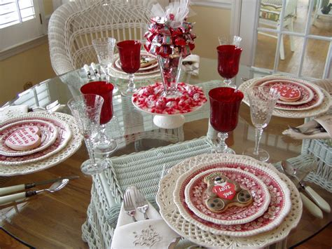 valentine banquet table decorations a valentine s day tablescape table setting with diy candy