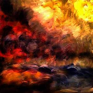 Heaven And Hell Painting by Riccardo Zullian