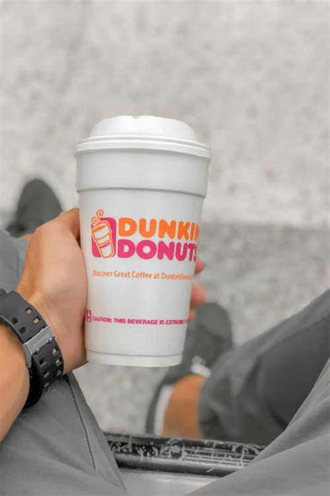 The deal is open to anyone who asks, as long as it's at a participating restaurant — which are definitely limited: Free Coffee Mondays at Dunkin' Donuts | GimmieFreebies.com