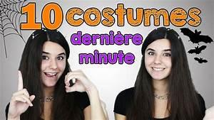 Déguisement Halloween Fait Maison : 10 id es de costumes de derniere minute 2014 youtube ~ Melissatoandfro.com Idées de Décoration