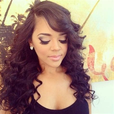 hair styles 85 best sew in images on 7197