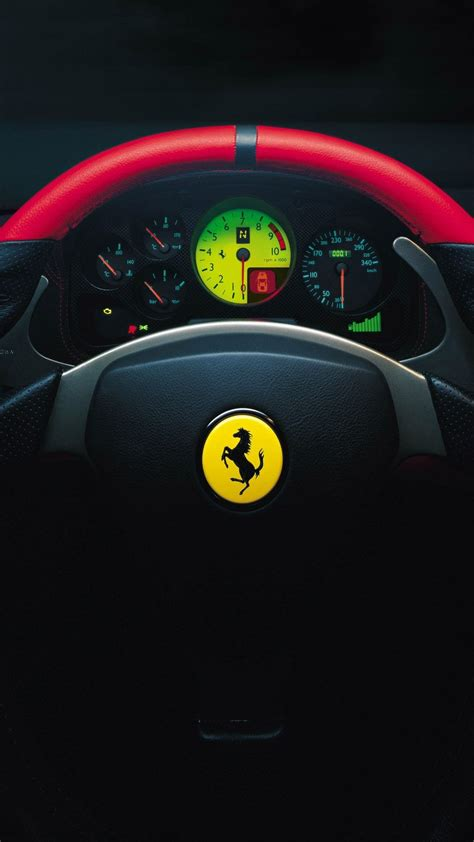 ferrari iphone wallpapers pixelstalknet
