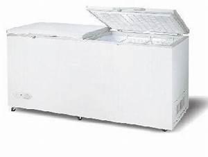 Medium Stainless Steel LLOYD Chest Freezer-Hard Top ...