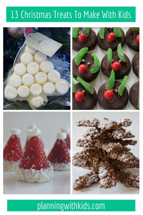 treats to make christmas treats to make with kids planning with kids