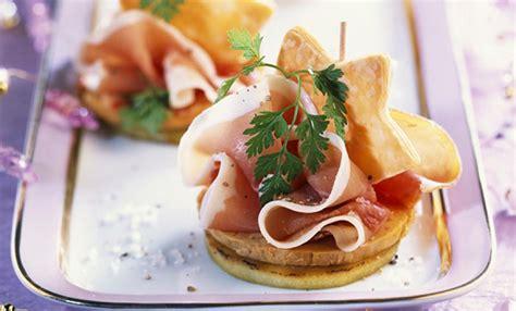 recette canapé photos canapé foie gras recette