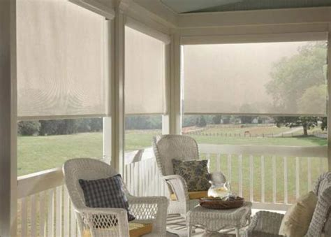 blending indoor and outdoor living spaces budget blinds