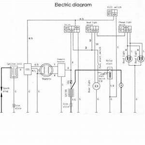 Coolster 110cc Atv Wiring Diagram