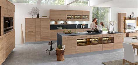 Designküchen Aus Holz Bei Möbel Kraft