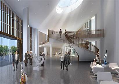 Innovation Factory Center Arts Sichuan Glass Centre