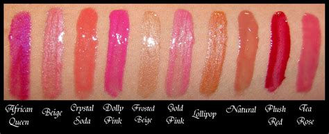 Lipgloss Nyx top 10 best nyx lipglosses make up best lip