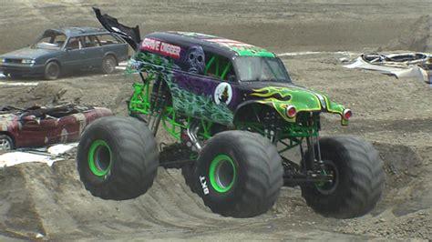 monster truck show boston monster truck rally drives into gillette stadium cbs boston