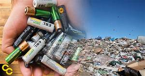 Rechargeable Or Disposable Batteries   U00bb Yale Climate