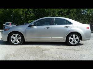 Acura Tsx 6 Speed Manual For Sale