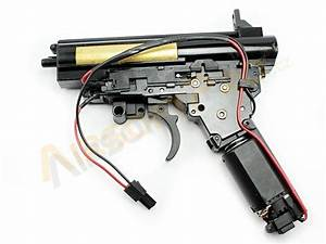 Complete   Complete Gearbox Version 3 For G36c