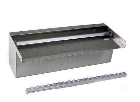 Ubbink® Wasserfallelement Niagara 30cm Led Für