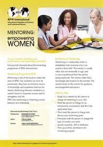 Mentoring Program Flyer