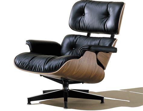 Designer Lounge Chair Eames Lounge Chair No Ottoman Hivemodern Com