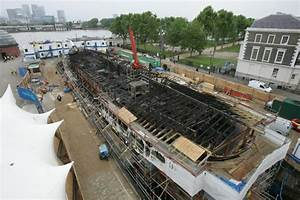 Blaze which caused £10million damage to the Cutty Sark was ...