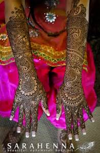 dulhan mehndi designs 03 Indian Makeup and Beauty Blog