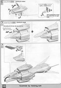 1  400 Gundam Collection Ptolemaios English Manual