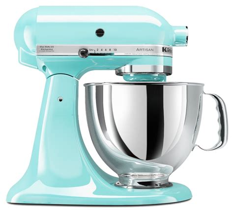 mixer kitchenaid stand aid kitchen teal mixers aide tools cooking blender appliances yellow table majestic designs aqua innovative recipes colors