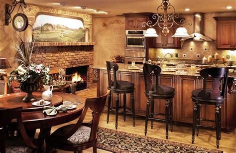kitchen island styles 14 modelos de decoração de cozinha rústica
