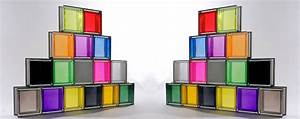 prix de brique de verre au m2 With pave de verre couleur