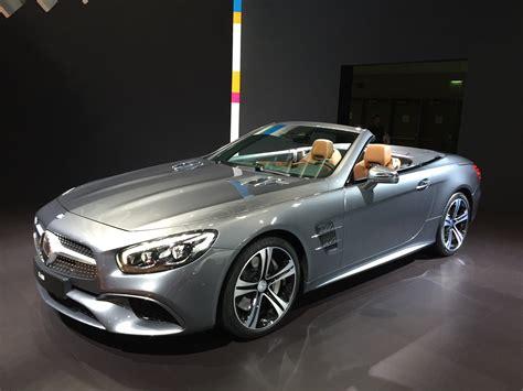 Mercedes Gls Class Modification by 2018 Mercedes Sl Class Review Auto Car Update