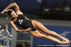 Luisa Jimenez of Puerto Rico competes in the women's 3 ...