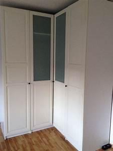 Ikea Pax Eckschrank 236 : ikea eckschrank t r zusammenbauen ~ Orissabook.com Haus und Dekorationen
