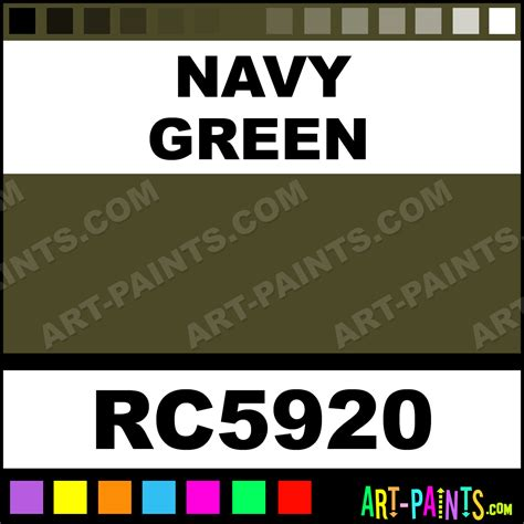 navy green color navy green model metal paints and metallic paints rc5920