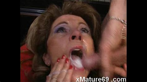 german mature housewife gets loads of cum on face xvideos