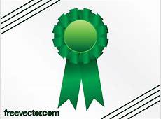 Green Medal Graphics Vector Art & Graphics freevectorcom