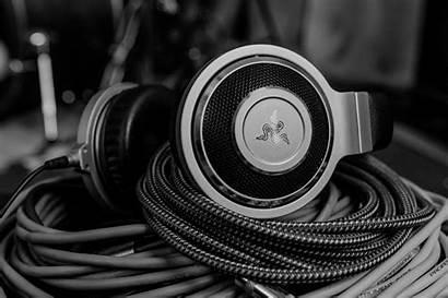 Razer Kraken Forged Edition Headphones Aluminum Ps