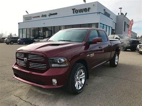 Tower Chrysler by 2017 Ram 1500 Sport 4x4 H5107 Tower Chrysler Sold