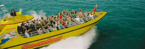 Navy Pier Boat Cruise by Chicago Lakefront Speedboat Tours From Navy Pier Seadog