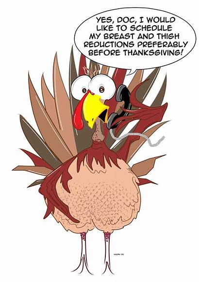 Thanksgiving Turkey Funny Happy Cartoons Fun Cartoon