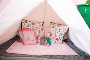 Tipi Little Nice Things : diy teepee diy kids teepee ~ Preciouscoupons.com Idées de Décoration