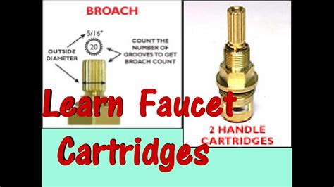 repair faucet  turn ceramic cartridge drip youtube