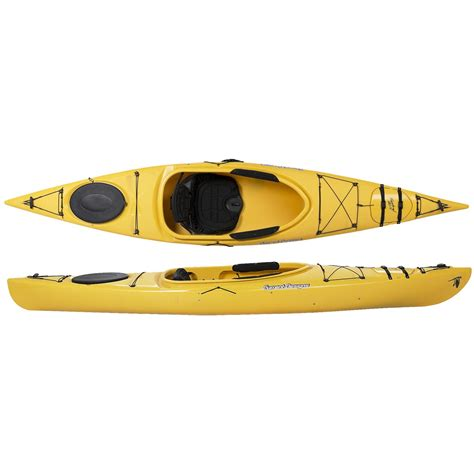 current designs kayaks current designs kestrel 120x rotomolded recreational kayak