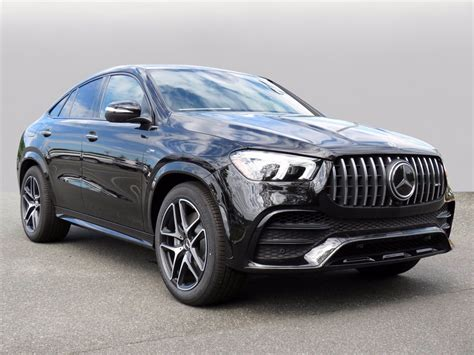 Even more dynamic, performance and passion: New 2021 Mercedes-Benz GLE AMG® GLE 53 Coupe AWD 4MATIC®