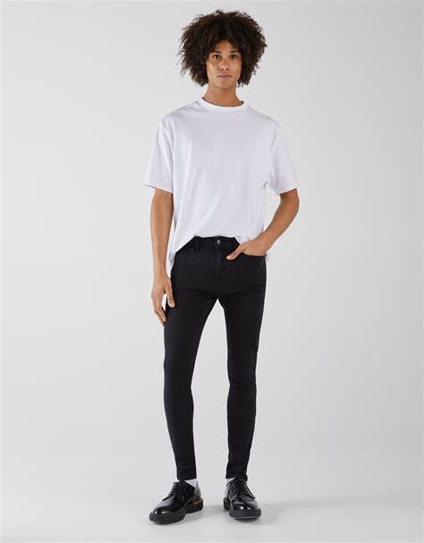 jeans kleding heren bershka netherlands