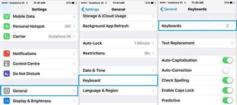 how to change language on iphone 4 how to change keyboard language in ios 10 ios 11 iphone