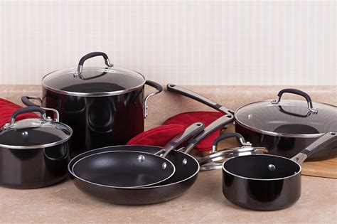 teflon nonstick innovations coatings cookware pans pots variety featuring performance styles