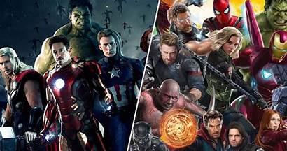 Mcu Movies Ranked Marvel Comic Comics Films