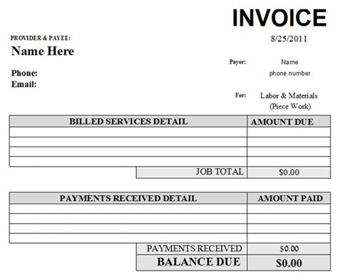 auto repair invoice template mechanic shop layout best layout room
