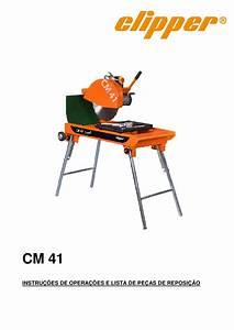 Manual Clipper Cm41