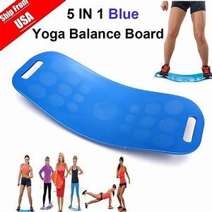 Simply Fit Twist Balance Board As Seen On Tv Yoga Fitness